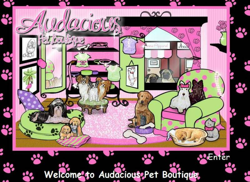 Audacious Pet Botique